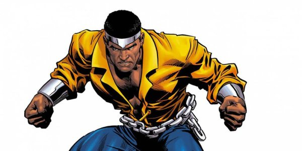 Luke Cage in his Original Costume