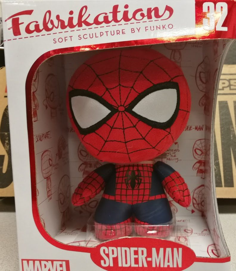 He has the proportionate adorability of a spidey!
