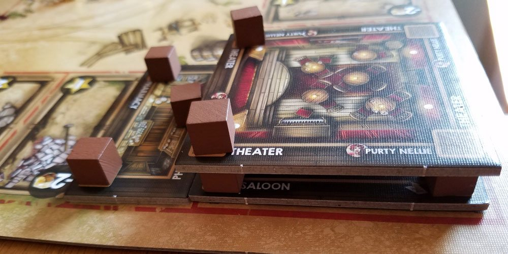 Build in the Old West with 'Saloon Tycoon'. Image by Rob Huddleston.