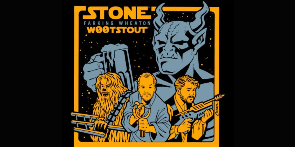 Stone Farking Wheaton w00tstout