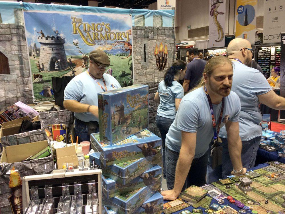 John Wrot Game Keeper Games