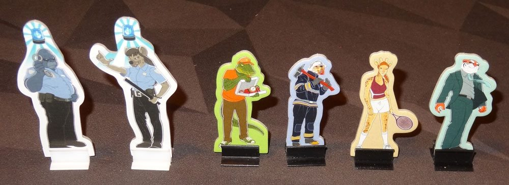 10 Minutes to Kill standees