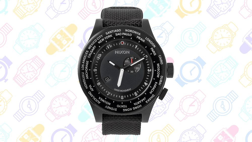 13 Geeky Watches: Passport