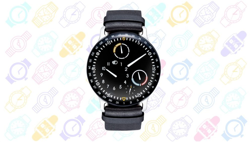 13 Geeky Watches: Type 3