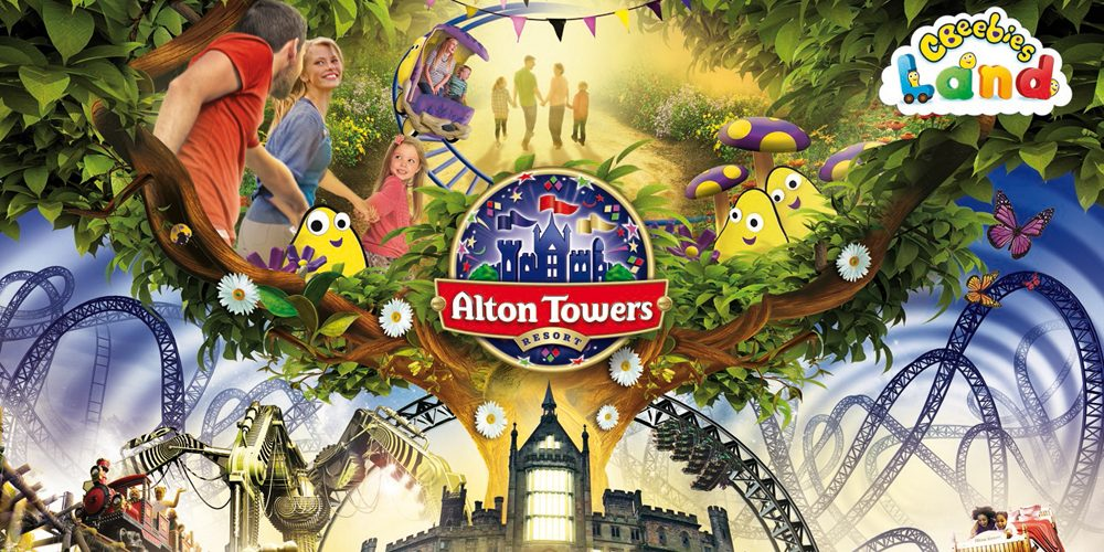 Alton Towers Resort, Image: Merlin Group