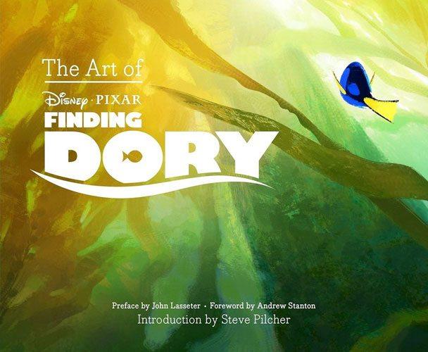 Art of Finding Dory