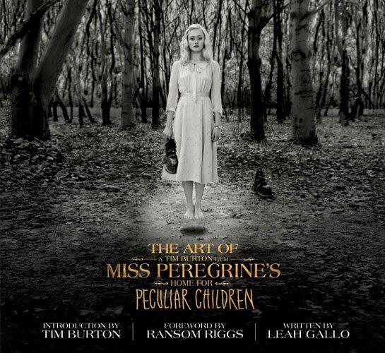 Art of Miss Peregrine