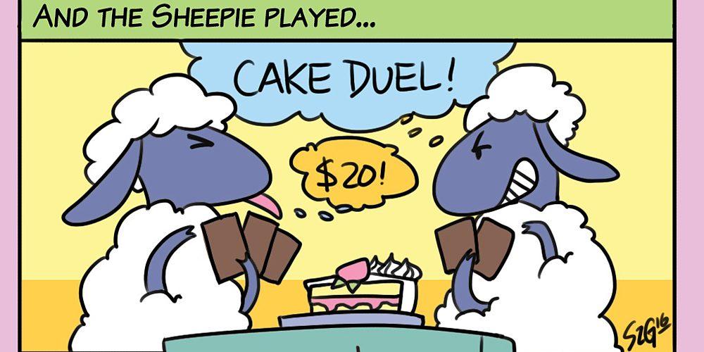 Cake Duel Header, Image: Sizigi Studios