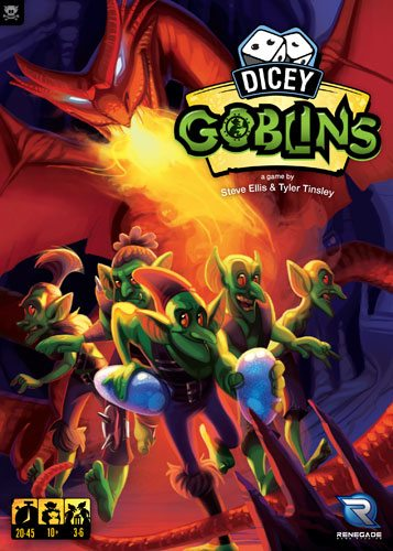 Dicey Goblins cover