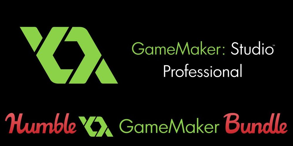 GameMaker: Stuido Professional Humble Bundle