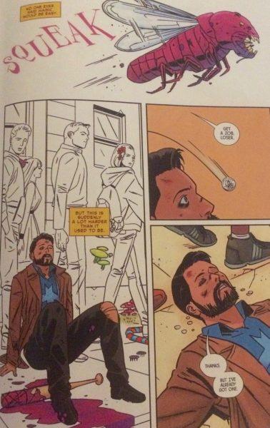 C Marvel Comics
