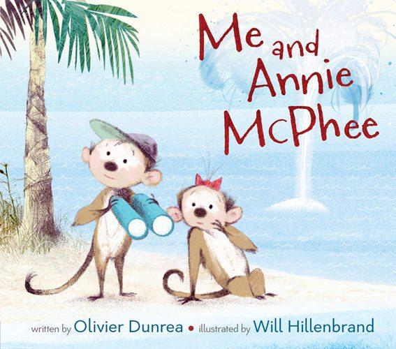 Me and Annie McPhee