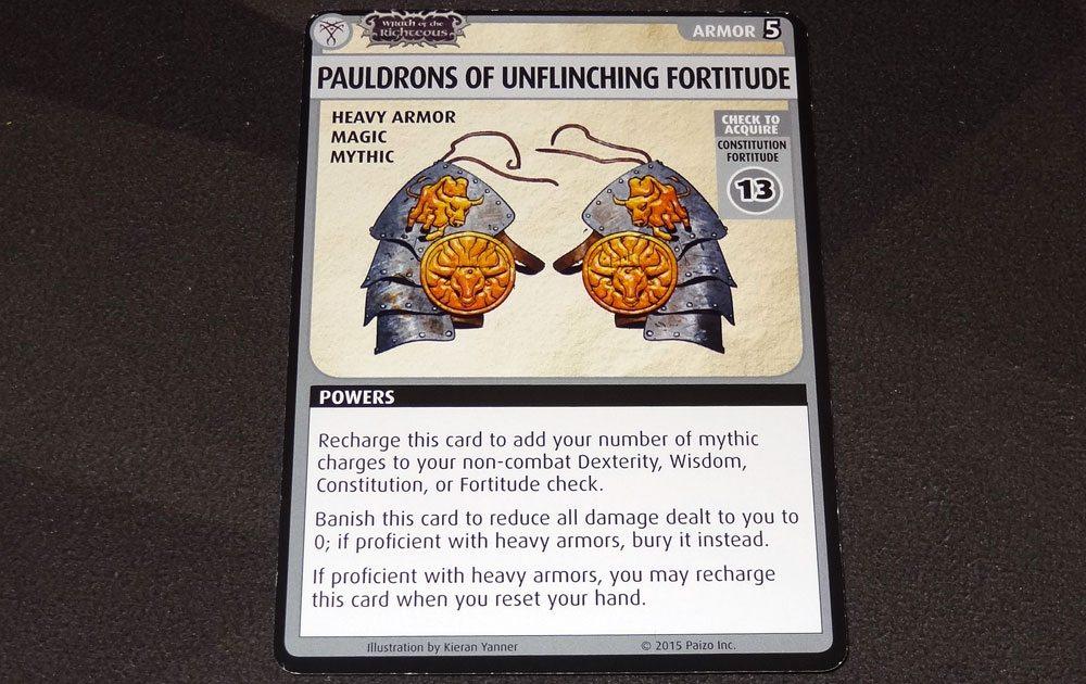 PACG Pauldrons