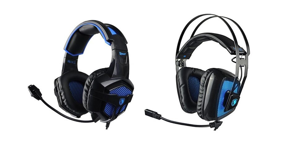 Sades BPOWER Stereo Gaming Headset2
