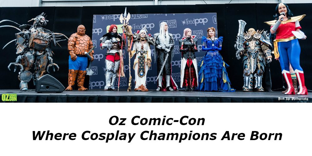 NSW Cosplay Championship