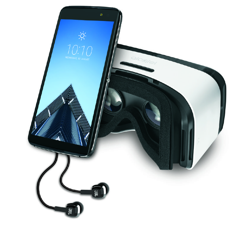 Seriously cannot praise these headphones enough, people. Image; Alcatel.