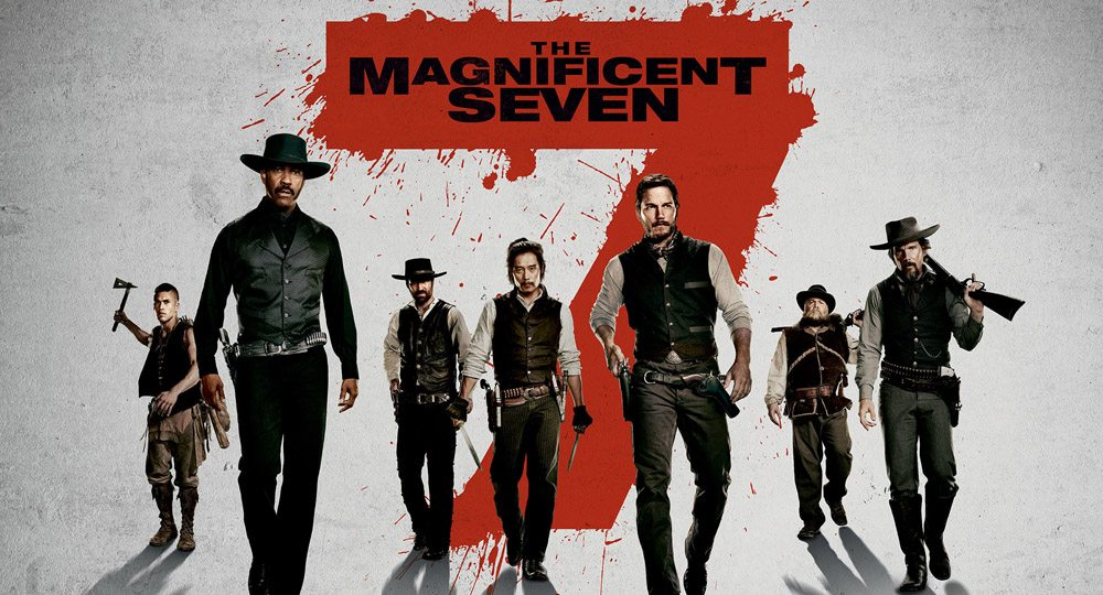 The Magnificent Seven (2016) from MGM and Columbia Pictures. All rights reserved.