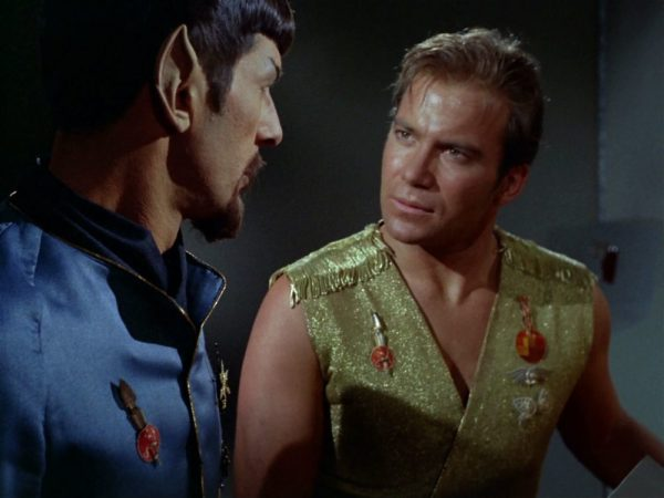 screen cap of Star Trek: Mirror, Mirror