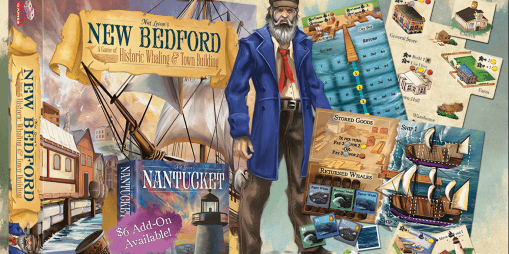 New Bedford board game