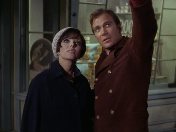 screen cap of Star Trek: The City on the Edge of Forever