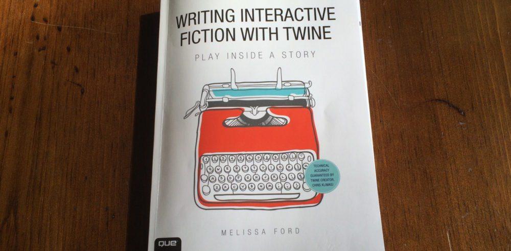 twine book