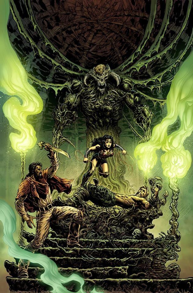 Wonder Woman #7 cover, image copyright DC Comics