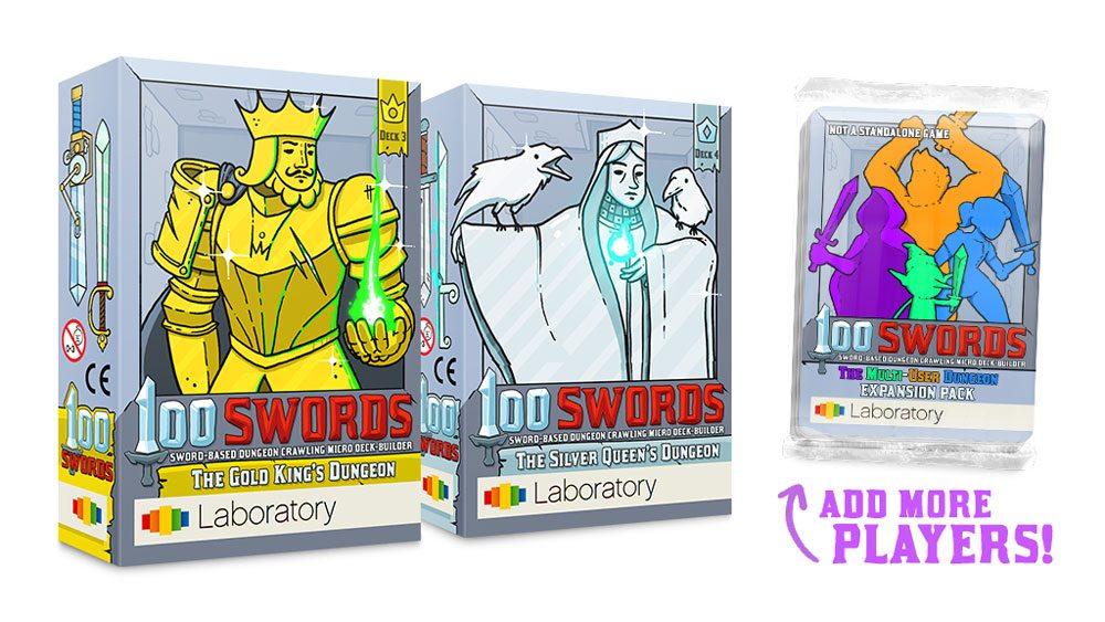 100 Swords Season 2