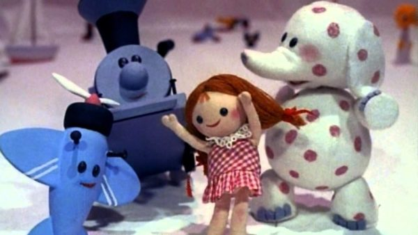 """""""We're on the Island of Misfit Toys"""""""