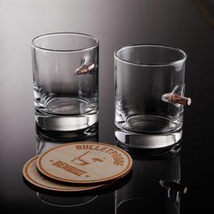 BenShot Rocks Glasses