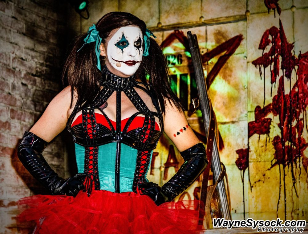 Take a Chance on this scare zone. \ Image courtesy of Wayne Sysock Photography