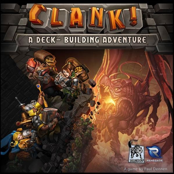 Clank! cover