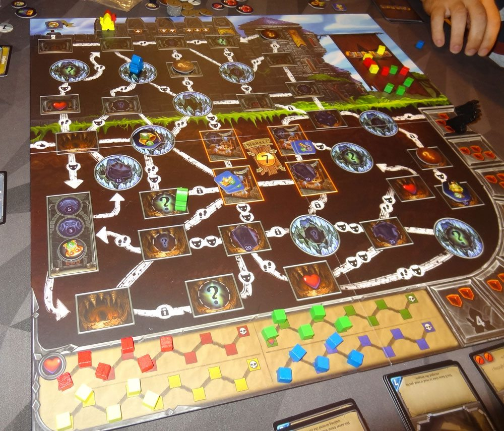 Clank! end game