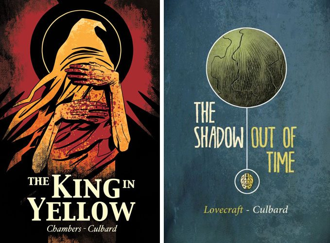 The King in Yellow, The Shadow Out of Time