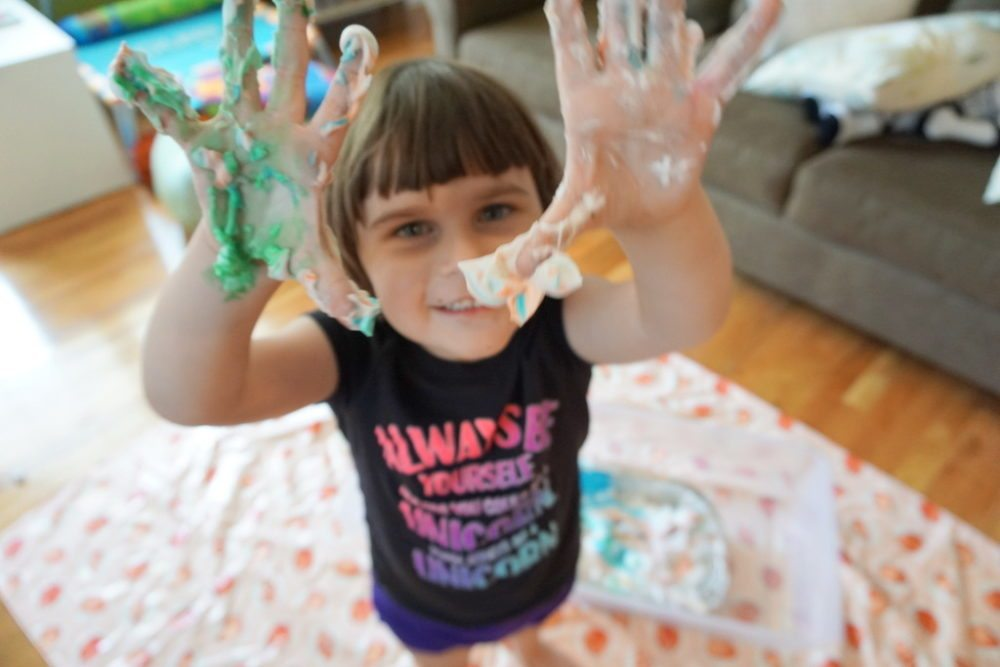 Project from 150+ Screen-Free Activities for Kids. Photo by Jackie Reeve.