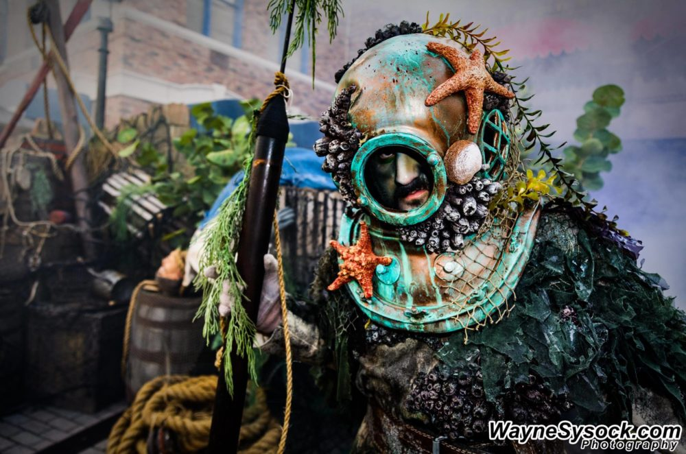 Dead Mans Warf \ Image courtesy of Wayn Sysock Photography