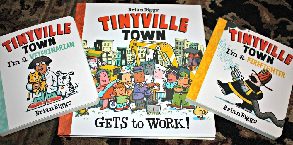 Delight Preschoolers with Tinyville Town | Caitlin Fitzpatrick Curley, GeekMom