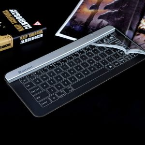 Glass Touch Smart Keyboard