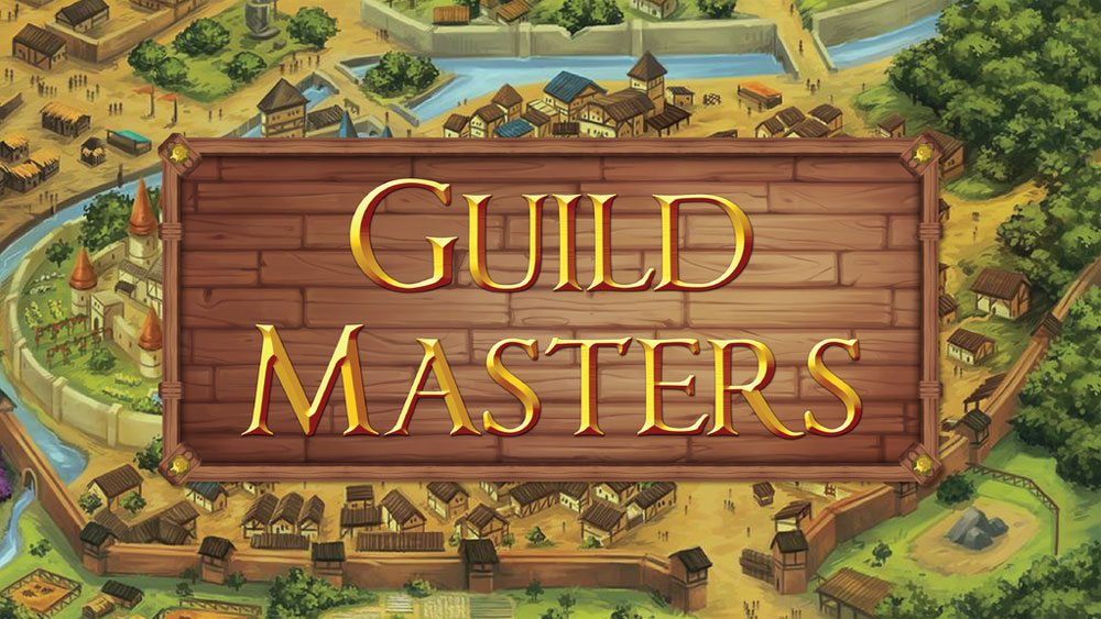 Guild Masters logo