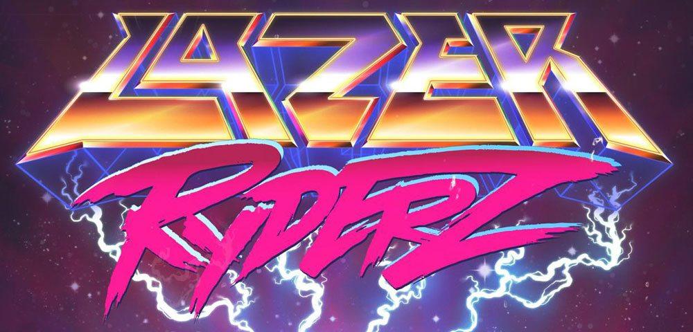 Lazer Ryderz logo