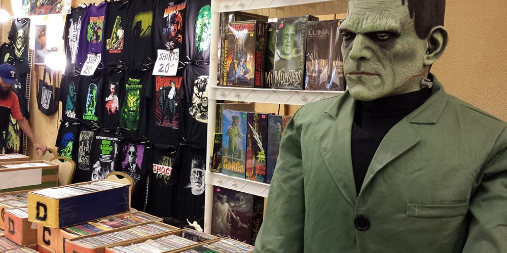 Monsterama Horror Convention Frankenstein Monster