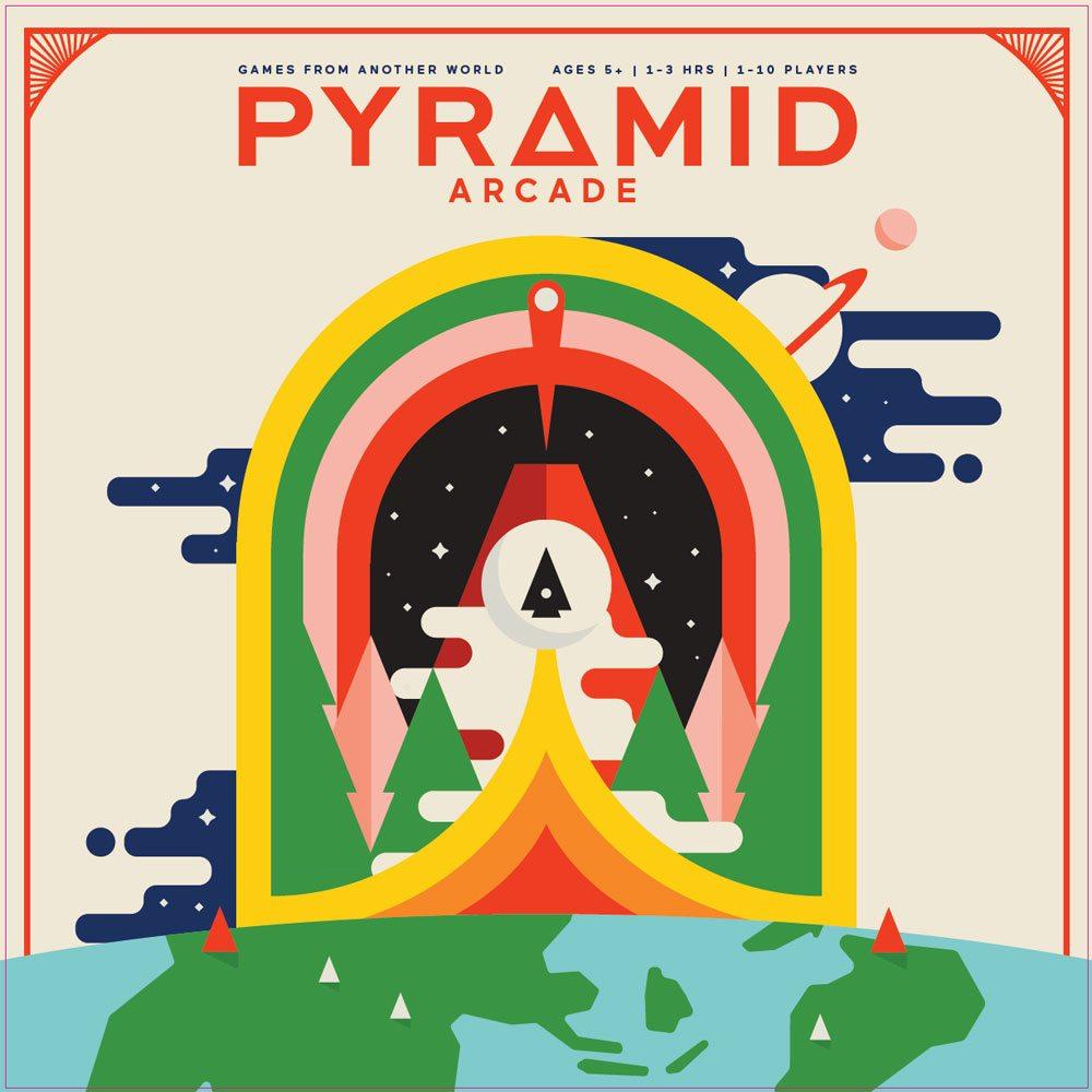 Pyramid Arcade cover