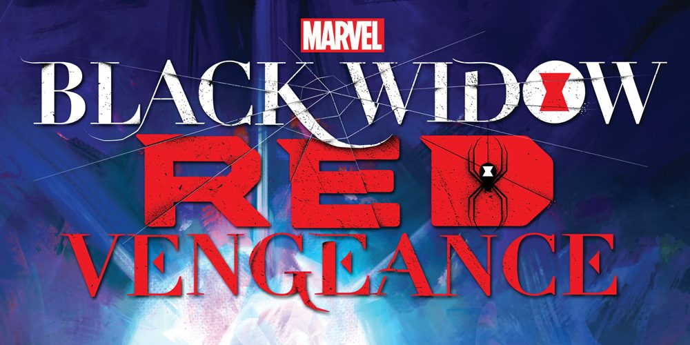 Red Vengeance Header, Image: Marvel Press