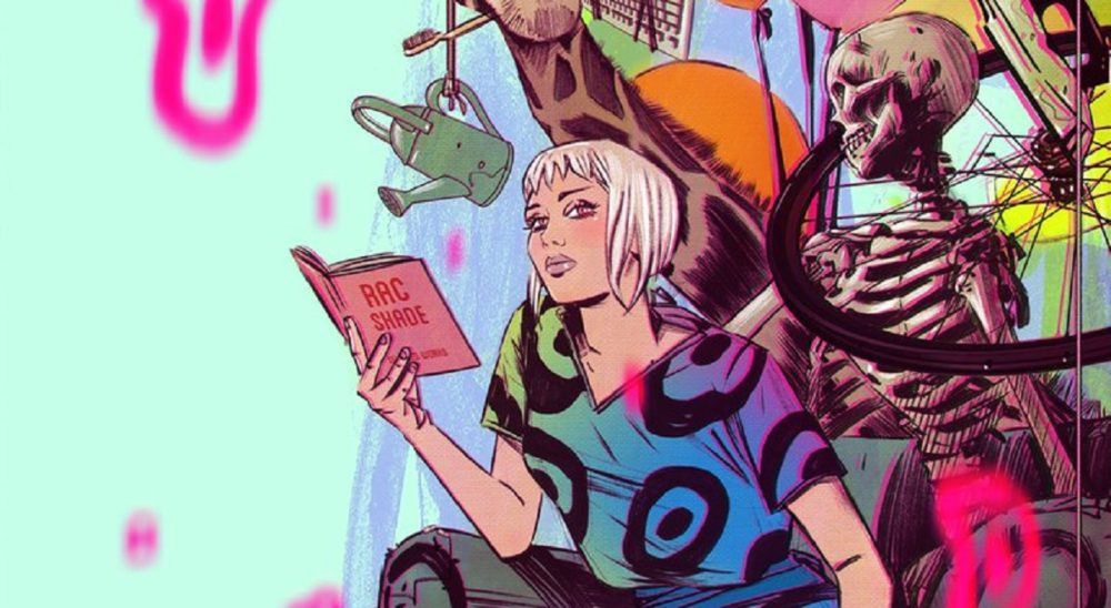 Shade the Changing Girl, a Rac Shade groupie. image via DC Comics