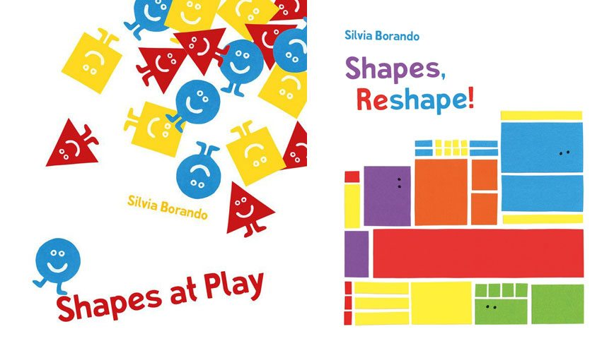 Shapes at Play, Shapes, Reshape!