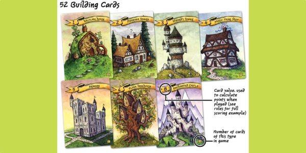 Unreal Estate Cards