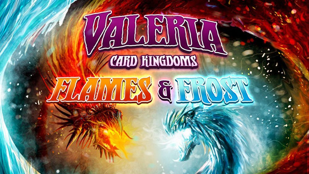 Valeria Flames and Frost