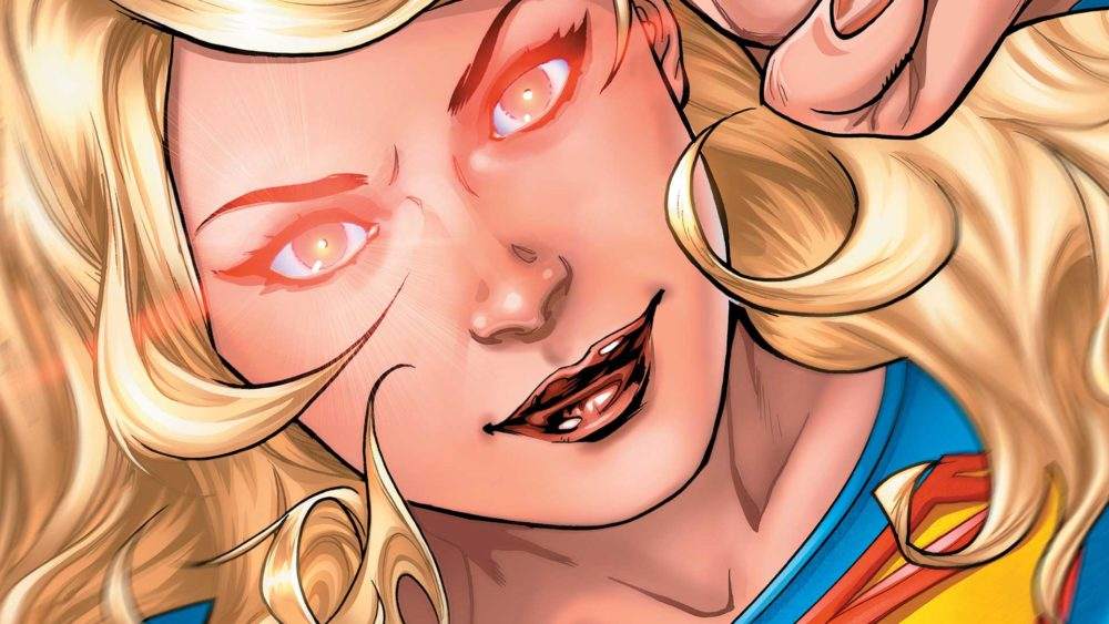 Supergirl Rebirth, image via DC Comics