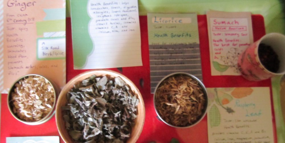 tea-blends