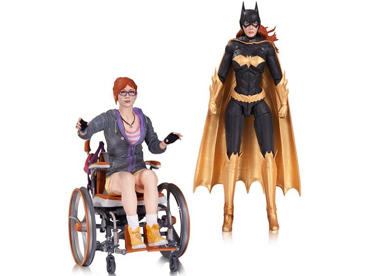 Batman: Arkham Knight Batgirl & Oracle Two-Pack, via DC Collectibles