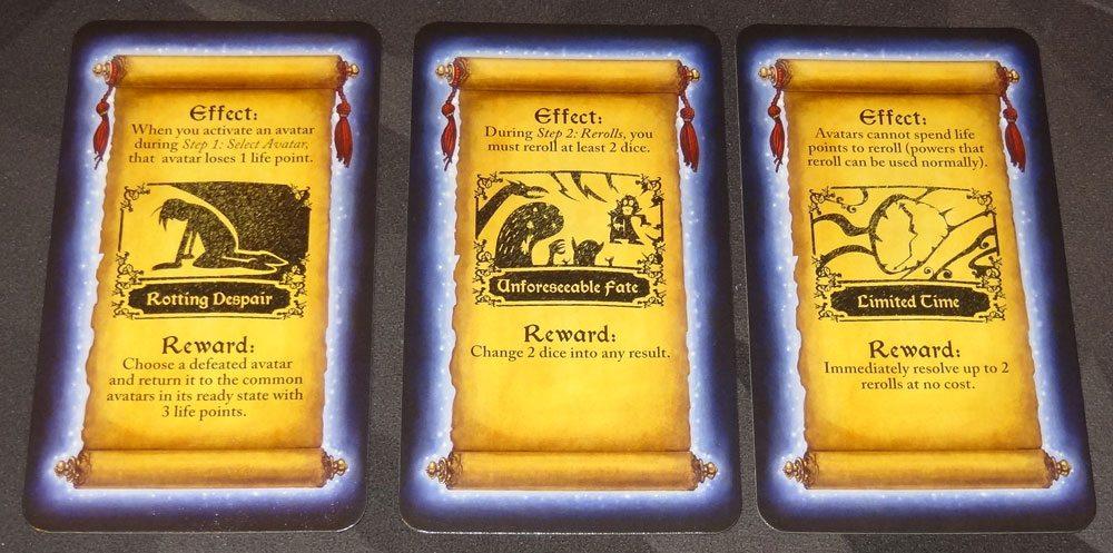 Eight Epics events